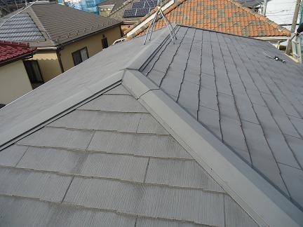 屋根の張り替え 施工前